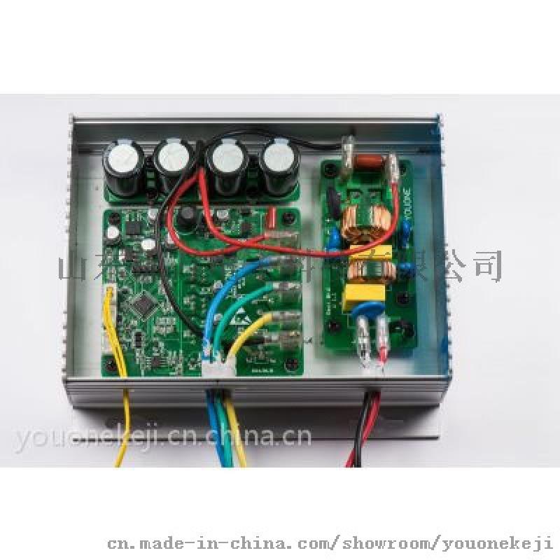 无刷电机驱动器控制器 工业风机控制器驱动器