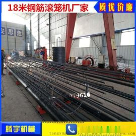 腾宇TYGJL2000型钢筋笼成型机厂家滚笼机