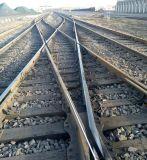 木枕50Kg/m鋼軌9號5米交叉渡線道岔