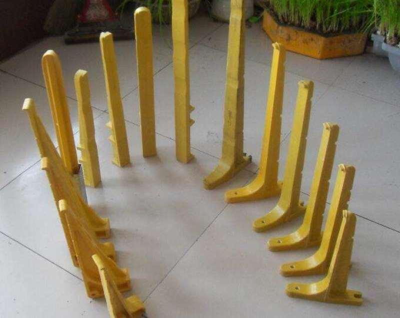 玻璃钢PVC高强电缆支架规格材质