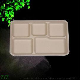 绿洲方盘  一次性可降解餐具