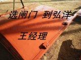 浙江台州1000乘1000水渠用铸铁闸门