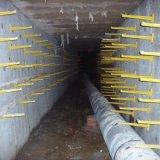 工地地沟用支架 玻璃钢通信电缆支架安全环保