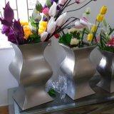 不鏽鋼花盆 異形花瓶定做