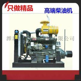 潍坊R4105ZP挖沙船柴油机手动离合器