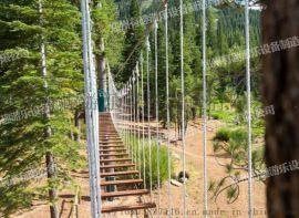 专业定制丛林探险户外丛林穿越森林体验项目