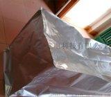 成都大型铝箔立体袋/防静电手工立体四方袋 定制