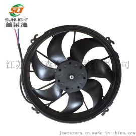 24V 大风量 直流无刷汽车空调冷凝风机