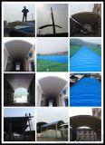 拱形瓦_赣州市龙南县1.1mm拱形顶_杰达钢构