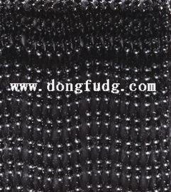 塑胶蘑茹头魔术贴 (DF-6961)