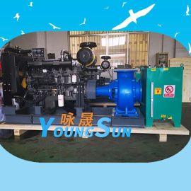 200HW-5 农田灌溉柴油机水泵机组  防汛抗旱柴油泵