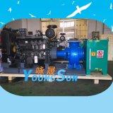 200HW-5 農田灌溉柴油機水泵機組  防汛抗旱柴油泵