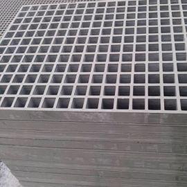 玻璃钢FRP拉挤格栅树穴盖板抗冲击