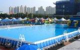 定制大型户外支架游泳池成人 移动水池 水上乐园