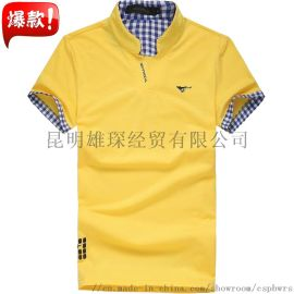 T恤衫-工作服-定制主题T恤衫印字