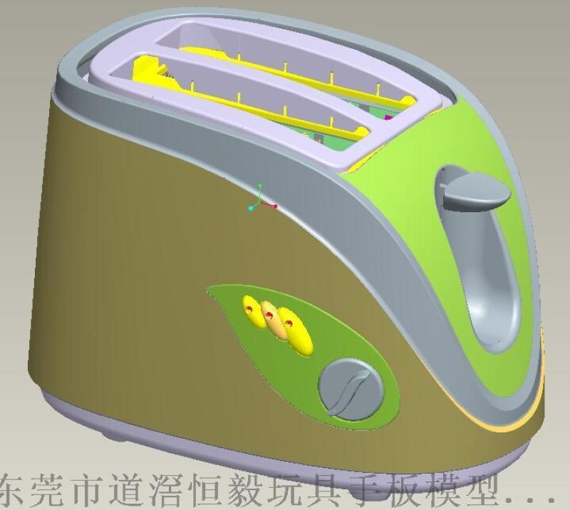 惠州精密三維掃描抄數畫圖3D結構設計