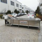 蔬菜清洗机 厂家直销节水节电不锈钢清洗机