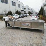 蔬菜清洗機 廠家直銷節水節電不鏽鋼清洗機