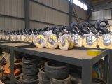圣起/诺威12.5吨欧式双滑轮吊钩,钢丝绳直径12