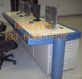 监控操作台豪华操作台调度台指挥中心安防控制柜