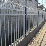 别墅花园防爬护栏 农场锌钢围墙护栏 厂矿双弯弧栅栏