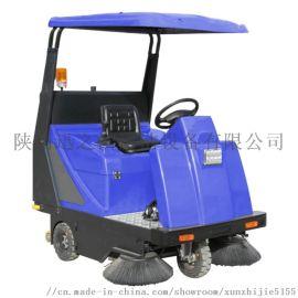 安康小区物业用驾驶式大型扫地车XZJ-1400