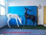 户外仿真动物玻璃钢摆件装饰品雕塑摆件