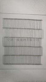 不锈钢网带304一字型网带 食品加工流水线乙型网带
