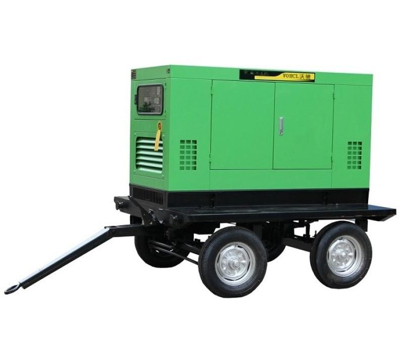 内燃电焊氩弧焊机400A柴油发电电焊机