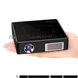 高清安卓WiFi微型迷你投影仪 led投影机