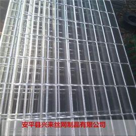 钢格栅板 镀锌格栅板 镀锌楼梯踏步板厂家