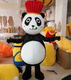科尼卡通人偶服装动物活动熊猫动漫服装