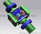 同軸正反轉機構無噪音齒輪箱設計與制造