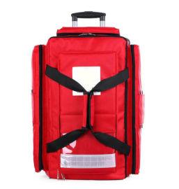 2020展會禮品醫療包商務廣告包拉杆箱包定制