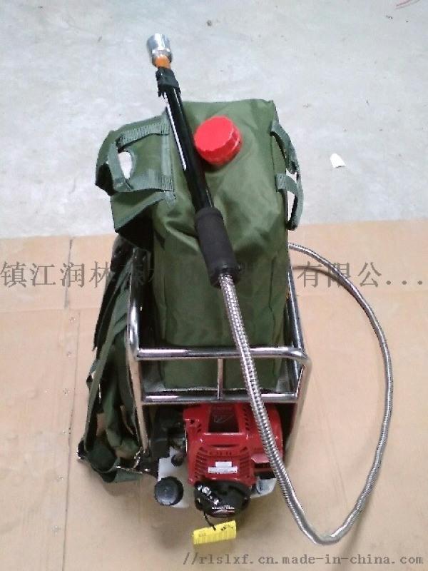 镇江润林高压细水雾灭火机 背负式吹风机 森林灭火机