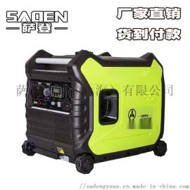 静音车载发电机3KW带空调