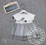 淘淘猫2019新款贝熙品牌走份夏季套装