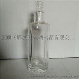 路易治·波米奥尼进口无铅水晶玻璃酒瓶