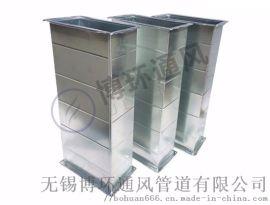共板法兰风管-镀锌法兰规格-白铁皮通风管道厂家