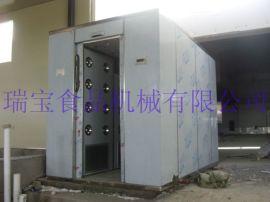 无尘厂房风淋室实验室净化风淋室