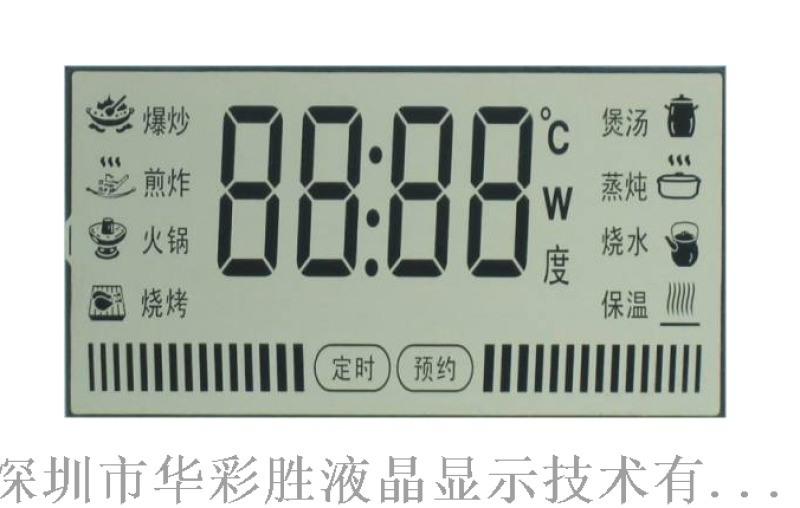 数显电炒锅LCD液晶显示屏