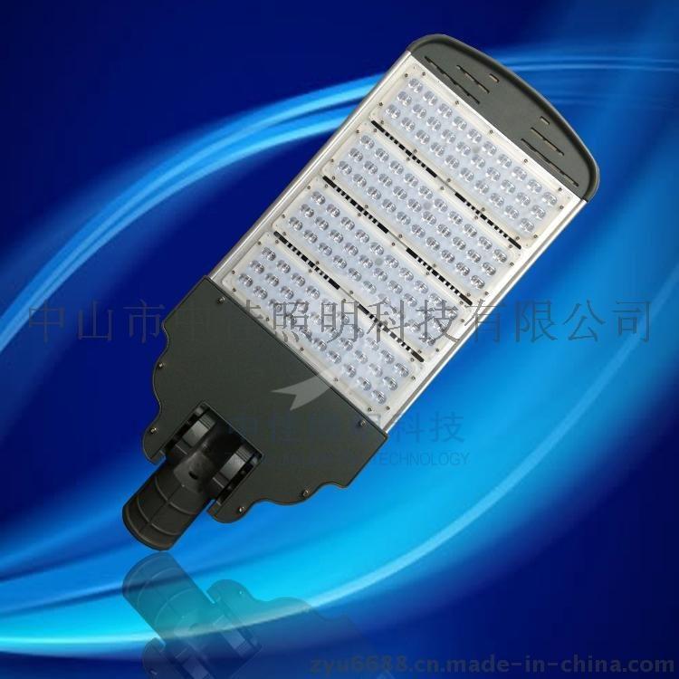 湖北led可调角度模组路灯头200W飞利浦路灯头