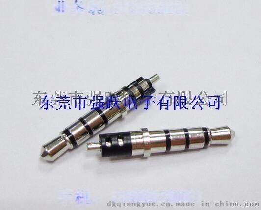 3.5*4.5四級銀針,耳機插頭,4級銀針系列耳機插頭