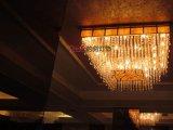 海南海口市定做大型酒店賓館水晶燈