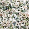 供应白色鹅卵石 园林造景彩石铺路 水处理鹅卵石滤料