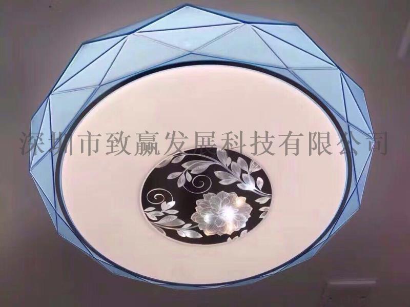 致贏批發LED室內可以調光吸頂燈500MM