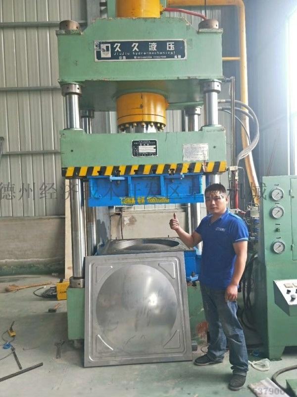 玻璃鋼水箱材料製作的簡單介紹--卓懋水箱模具