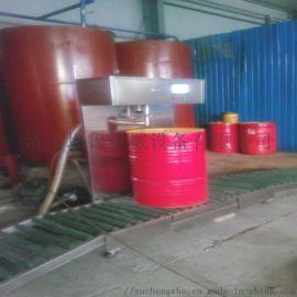 200公斤大桶称重式灌装机 化工原料灌装机
