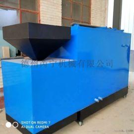芮宁夏季销售1200平生物质锅炉 生物质水暖炉