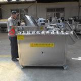 南昌电加热蚕豆油炸机效率高 自动出料型油炸机